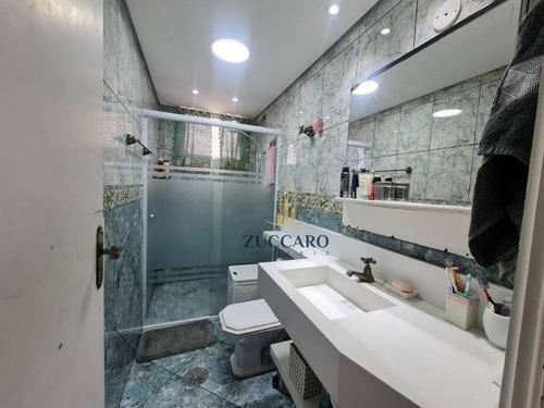 Apartamento Com 2 Dormitórios À Venda, 68 M² Por R$ 262.000,00 - Vila Das Palmeiras - Guarulhos/sp - Ap11810