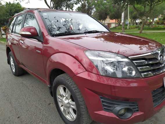 Great Wall Suv Haval H3 Camioneta Luxury Comfort Elite