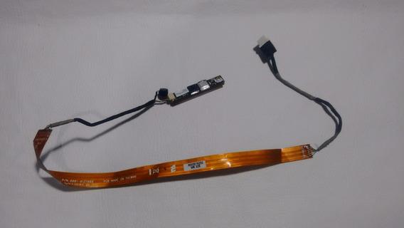 Webcam Original Micro Fone Notebook Toshiba Sti M505 4940