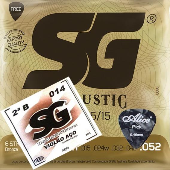 Kit Encordoamento Sg 009