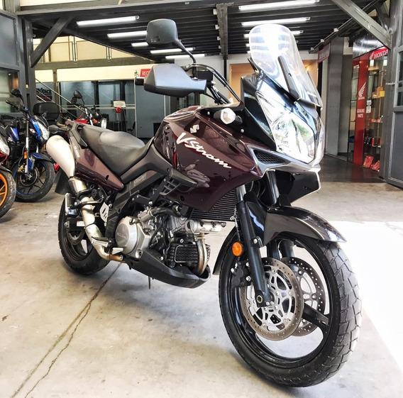 Suzuki Vstrom Dl 1000 /mod 2009 - Rodada 2011 /4404 Millas