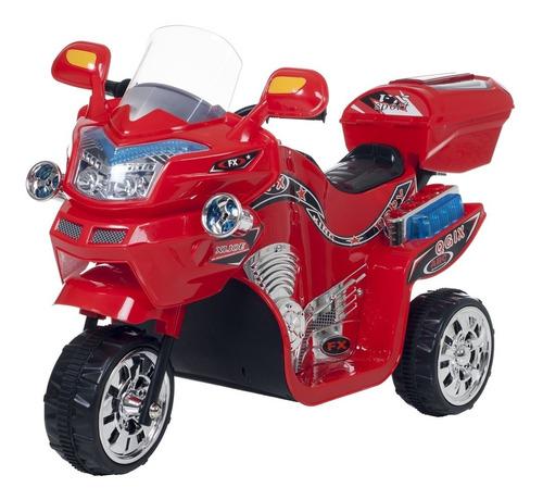 Imagen 1 de 1 de Repuesto Moto Eléctrica Lil' Rider De 3ruedas Con Batería