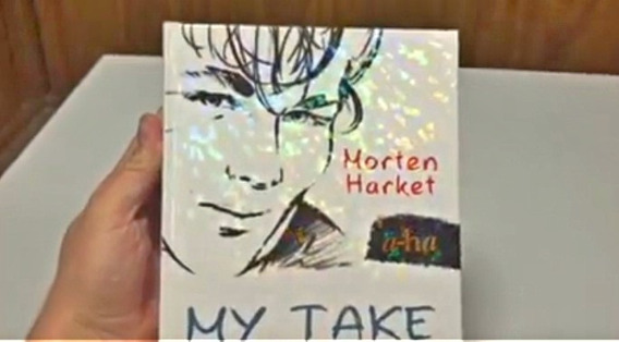 Take On Me Livro A-ha