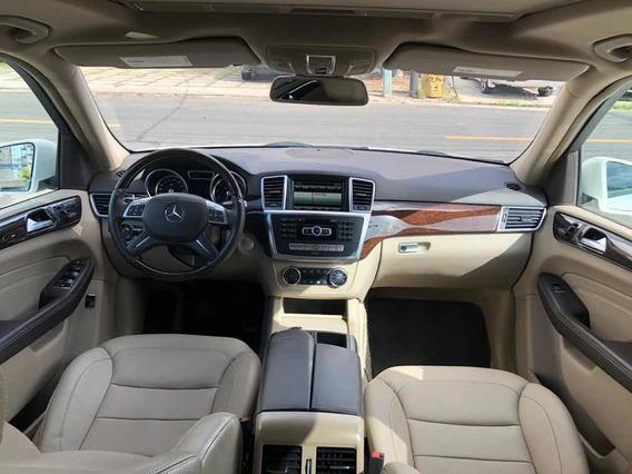 Mercedes-benz Clase M Ml350 Full