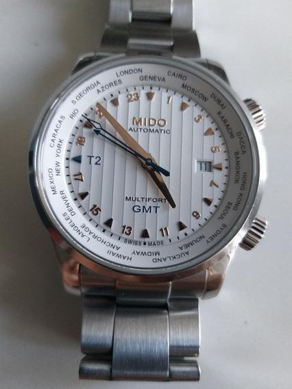 Relogio Mido Multifort Automático M0059291103100 - Exclusivo