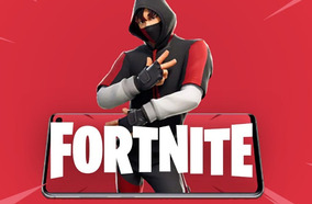 Skin Ikonik Do Fortnite
