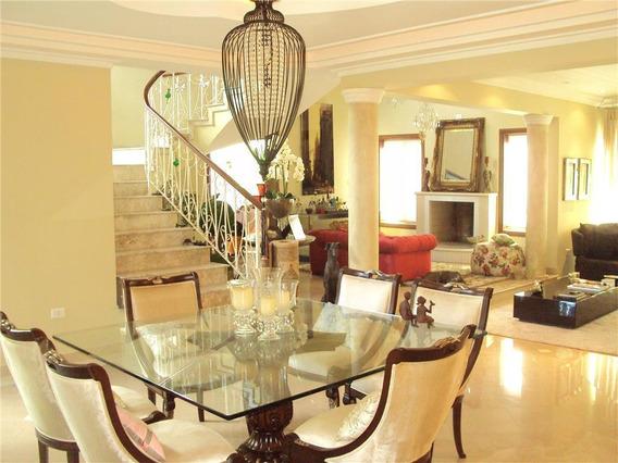 Casa Com 4 Dormitórios À Venda, 550 M² Por R$ 1.900.000,00 - Condomínio Reserva Colonial - Valinhos/sp - Ca3934