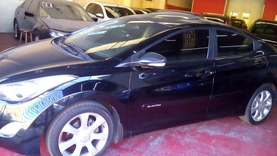 Hyundai Elantra 2012 Completo Automático Teto Solar,botão St