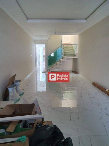 Imagem 1 de 15 de Sobrado À Venda, 125 M² Por R$ 670.000,00 - Campo Grande - São Paulo/sp - So4685