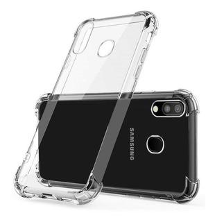 Funda Tpu Tranparente Reforzada Samsung M10 M20 M30 A40 A10