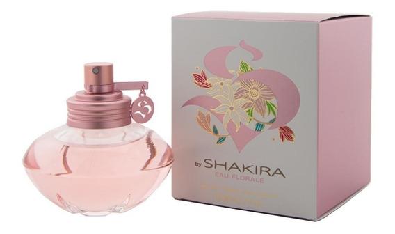 S By Shakira Eau Florale 80ml Feminino | Lacrado E Original