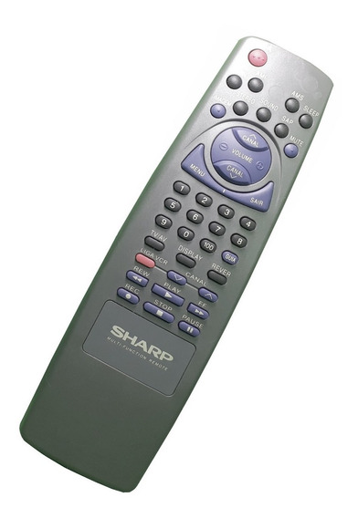 Controle Remoto Tv Sharp Tubo C29st58/ C29st98 Original
