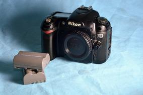 Nikon D80 Mais Lentes Nikon 18 105 E Nikon 70 300