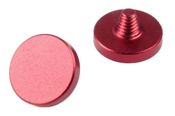 Botão De Disparo Suave - Soft Button Camera (vermelho)