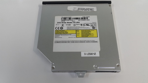 Drive Gravador De Dvd Para Note Sata 12.7 Ts-l633 Notebook!