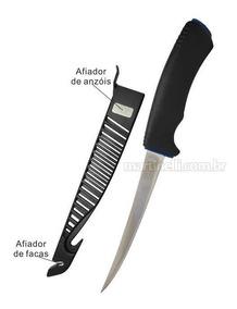 Faca Ms Fileteira Knife 6 Ms-fk01