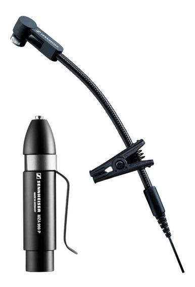 Sennheiser E 908b Microfone Condensador Para Sax E Sopro / X7