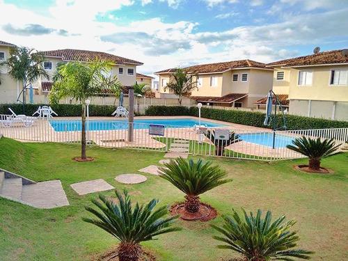 Imagem 1 de 22 de Pq Campolim, Casa Cond. 3 Dorm - Ca1482 - Ca1482
