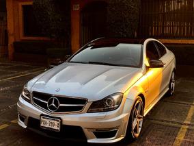 Mercedes-benz Clase C C 63 C63 Amg Coupe Mt