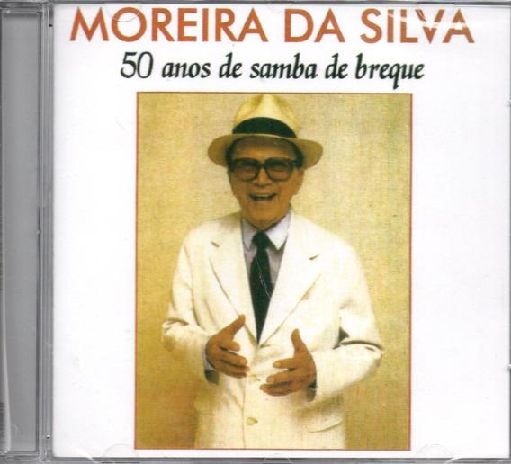 Cd Moreira Da Silva - 50 Anos De Samba