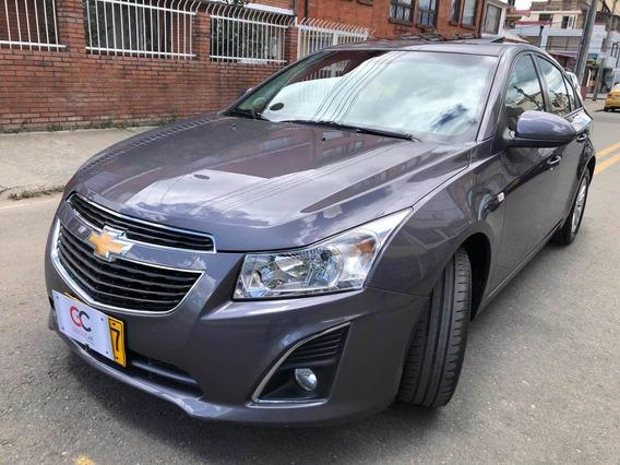 Chevrolet Cruze Ls Mt Cuero Techo