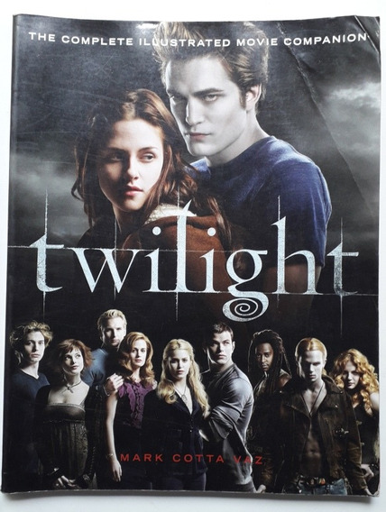 Livro Twilight - The Complete Illustrated Movie Companion