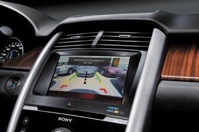 Câmera De Estacionamento -original Ford Edge 2010 Até 2014