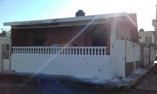Casa En Boca De Rio Veracruz A Una Cuadra De La Playa