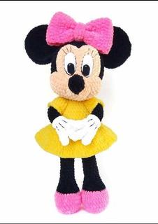 Crochet doll amigurumi PDF pattern - Minnie Mouse | Crochet ... | 320x226