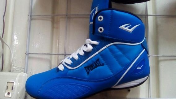 Tenis Everlast Niño Azul 25cm Envio Gratis