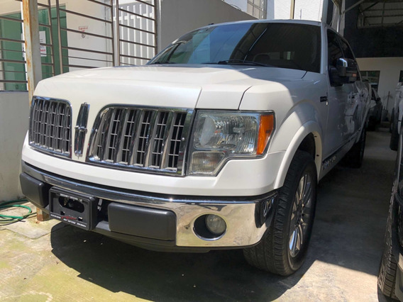 Lincoln Mark Lt 5.0l Doble Cabina V8/ 4x2 At 2012