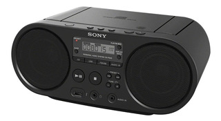 Grabadora Sony Zs Ps50 Fm Am Usb Cd Mp3 Wma Entrada De Audio