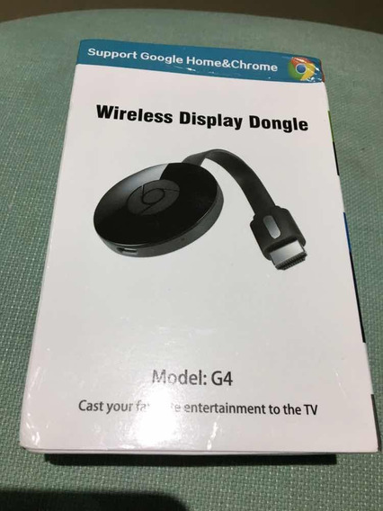 Wireless Display Dongle Simil Chromecast