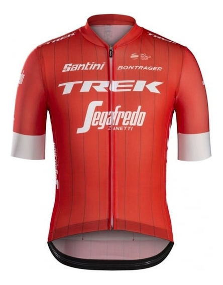 Jersey Santini Team Segafredo De Ciclismo