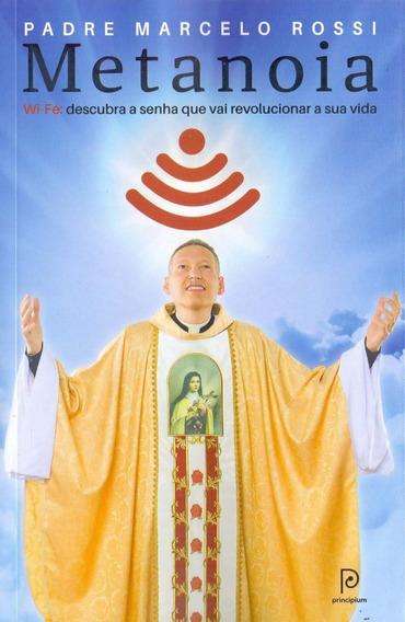 Metanóia Livro Padre Marcelo Rossi Frete 9 Reais