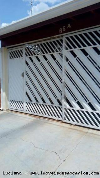 Casa Para Venda Em Hortolândia, Parque Gabriel, 2 Dormitórios, 1 Banheiro, 2 Vagas - Lc334