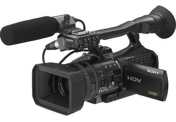 Filmadora Sony Hvr-v1n Hdv Camcorder