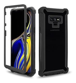 Capa Armadura Tpu Para Samsung Note 9 - Preta