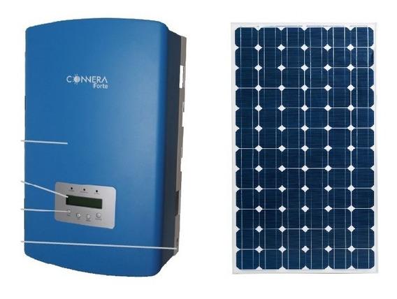 6 Paneles Solares 265 W Más Inversor 1,500w Inter Cfe Hgm