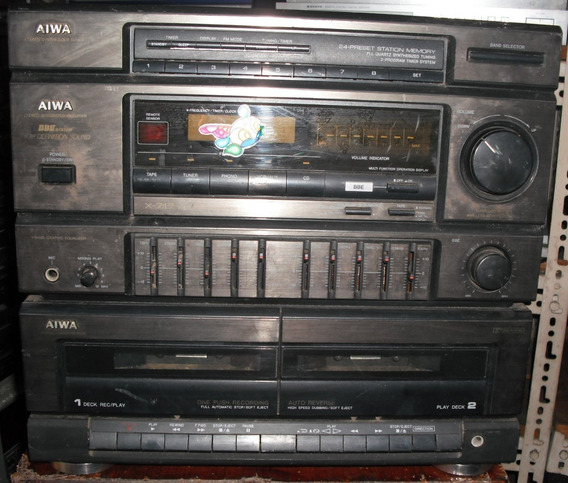 Micro System Aiwa Cx-71h