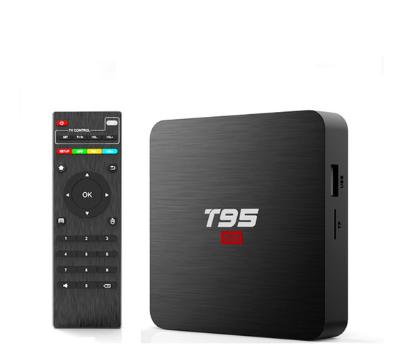 Smart Tv Box T95 Super Android 10.0 Os Tvbox 2gb16gb