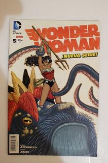 2012 Cómic Wonder Woman #5 Dc Televisa New 52 Mujer Maravill