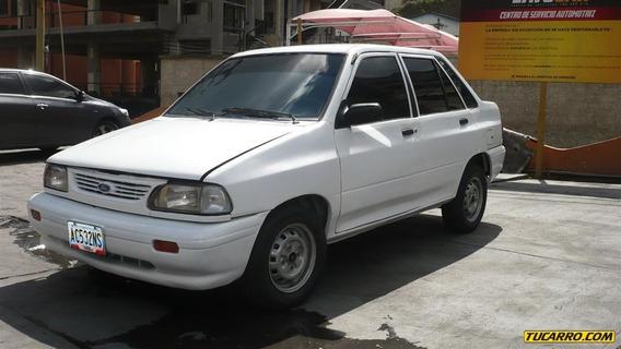 Ford Festiva Sedan