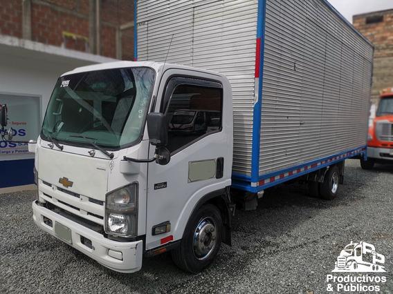 Chevrolet Npr Furgon Seco 4 Ton. Mod 2015