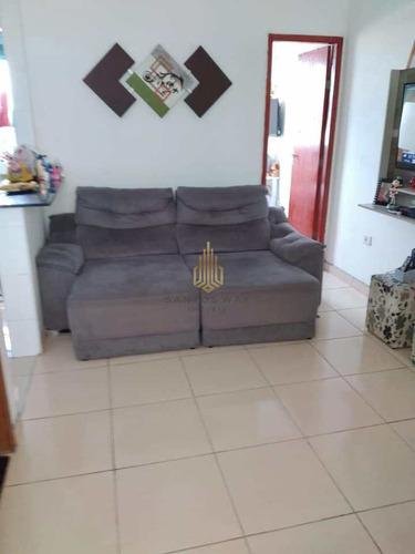 Apartamento 1 Dorm, Pq. São Vicente, São Vicente - V145