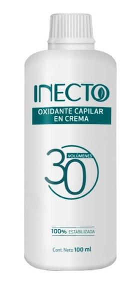 Oxidante En Crema Inecto De 30 Volumenes X 100ml