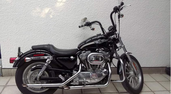 Harley-davidson Sportster 883 100 Años Aniversario