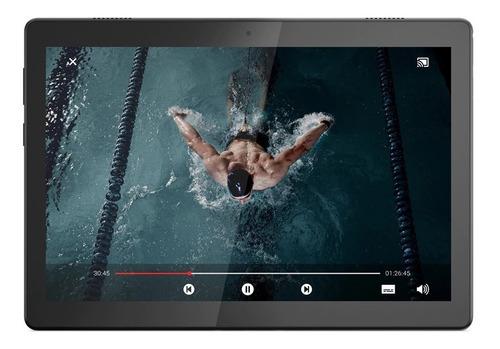 """Imagen 1 de 4 de Tablet  Lenovo Tab M10 TB-X505F 10.1"""" 16GB slate black con 2GB de memoria RAM"""