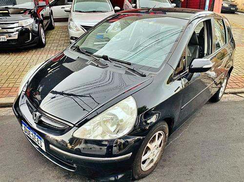 Honda Fit Ex Cvt Automático S Detalhes Revisado E Periciado
