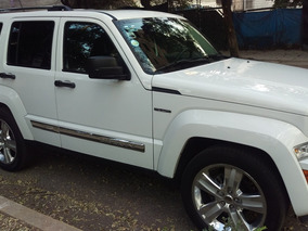 Jeep Liberty Limited Jet Piel 4x2 Mt